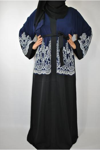 Abaya Emiratie Israa