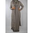 robe hiver femme musulmane