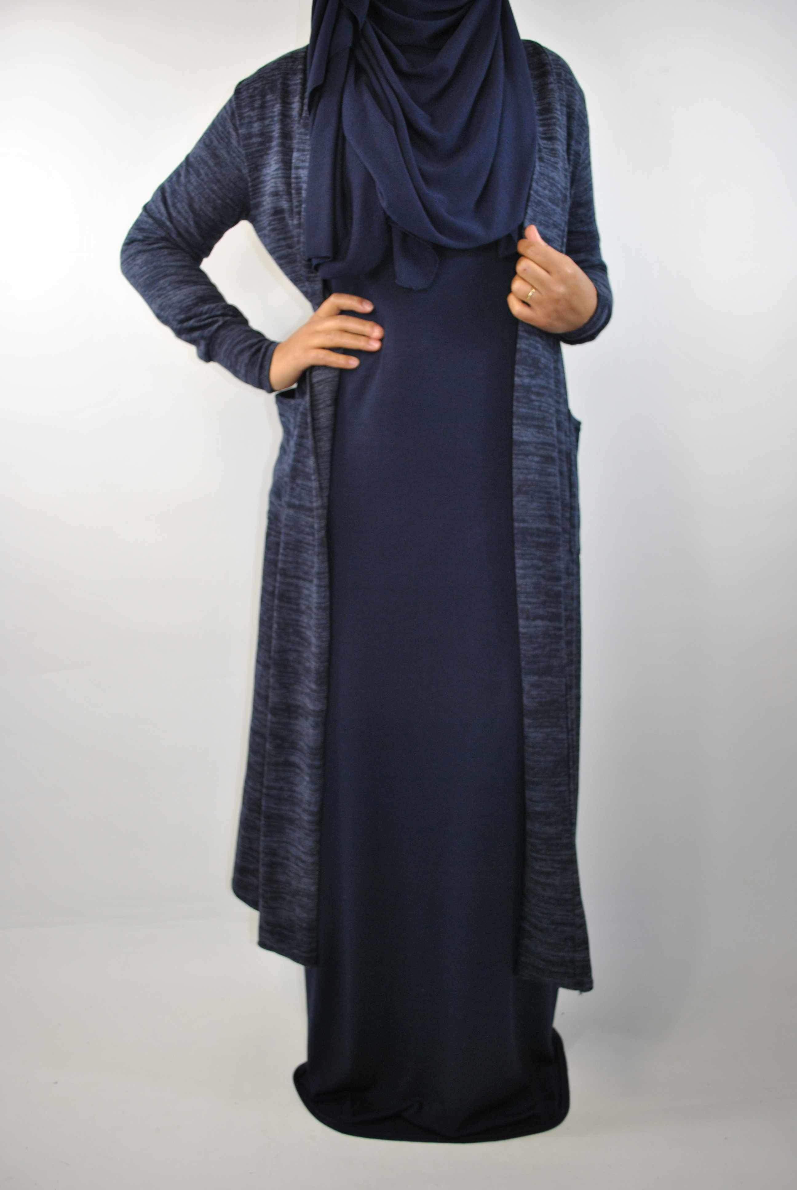 026d40cc0e6 Robe longue d hiver pour femme longue robe grise