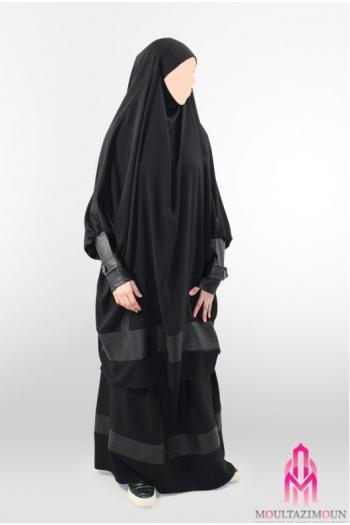 Jilbab Moultazimoun Bi matière