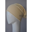 Bonnet tube large viscose