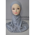 Mini hijab jilbab