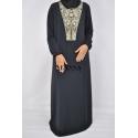Robe Brodée Naya