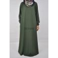 Abaya à poches Nihel