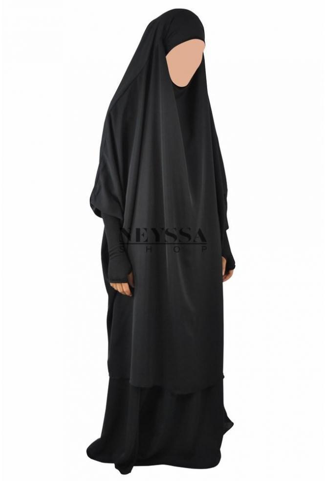 Jilbab Sarwel Safâa Manchettes cui