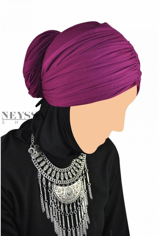 Turban and twist