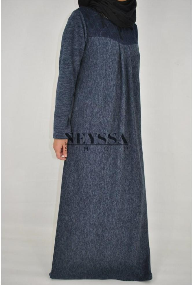 Robe hiver islamique