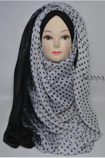 Maxi hijab Sévilla