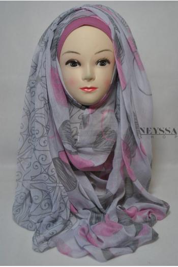 maxi hijab Rizwan