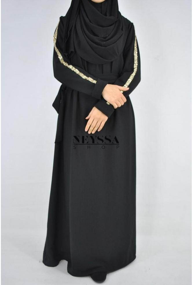 Robe Abaya Azélya