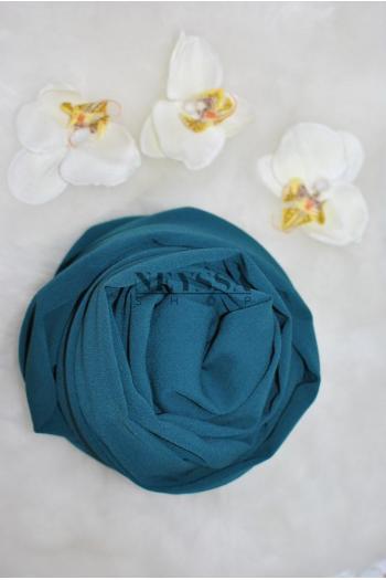 Hijab crêpe Double LOOP
