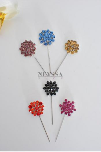 Broche Arabesque