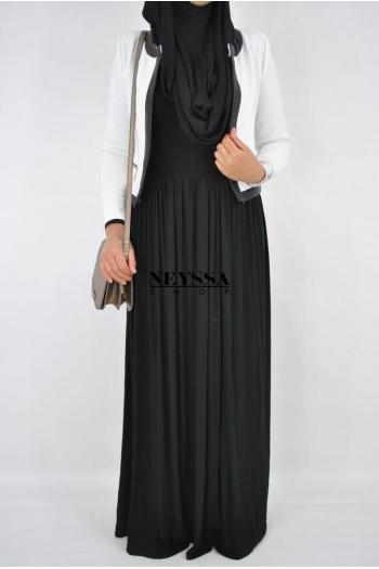jupe très longue 115cm femme musulmane pudique