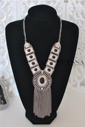 Collier antique Silver
