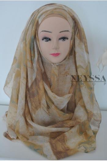 Maxi Hijab Dihya