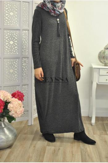 Robe Hiver Jasmyne Strip