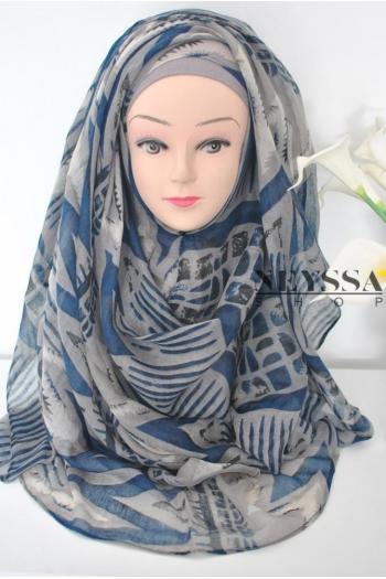 Maxi Hijab automne pas cher