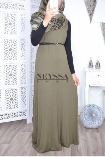 Robe Débardeur femme musulmane