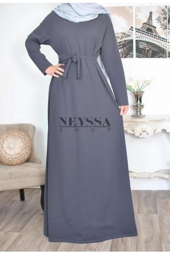 Robe musulmane très longue 1m80