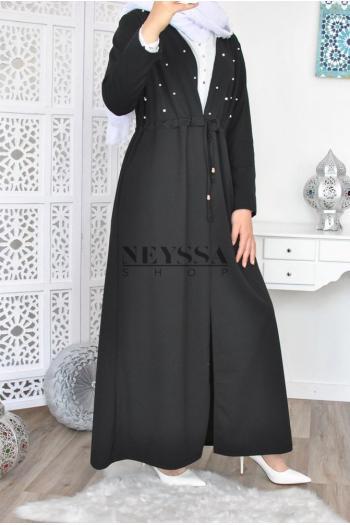 Kimono à perles mode musulmane