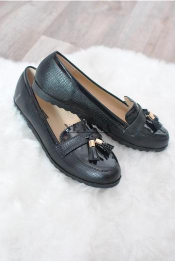 Mocassins Classy Black
