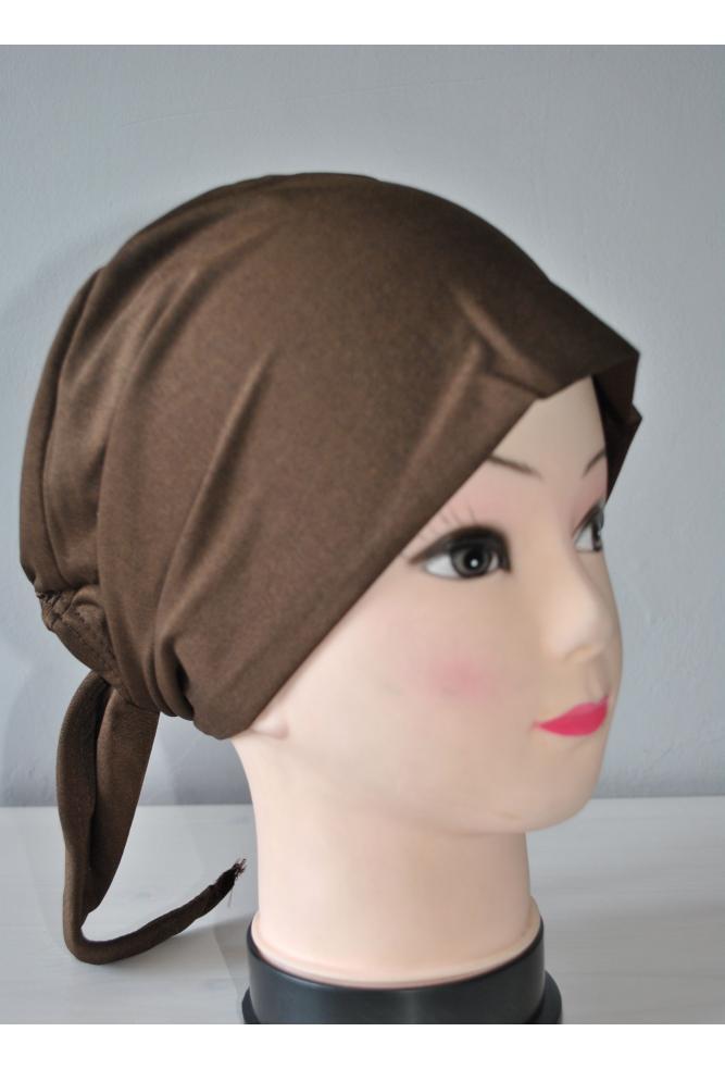 bonnet a nouer sous hijab