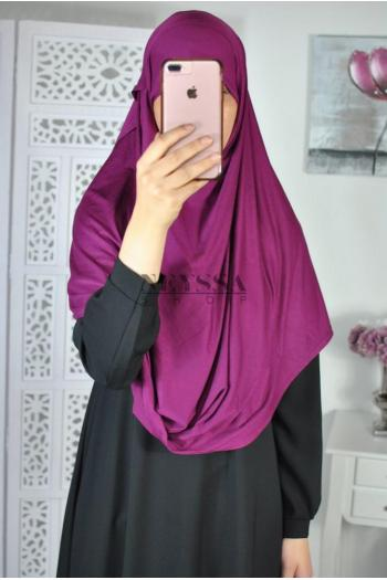 Hijab double LOOP