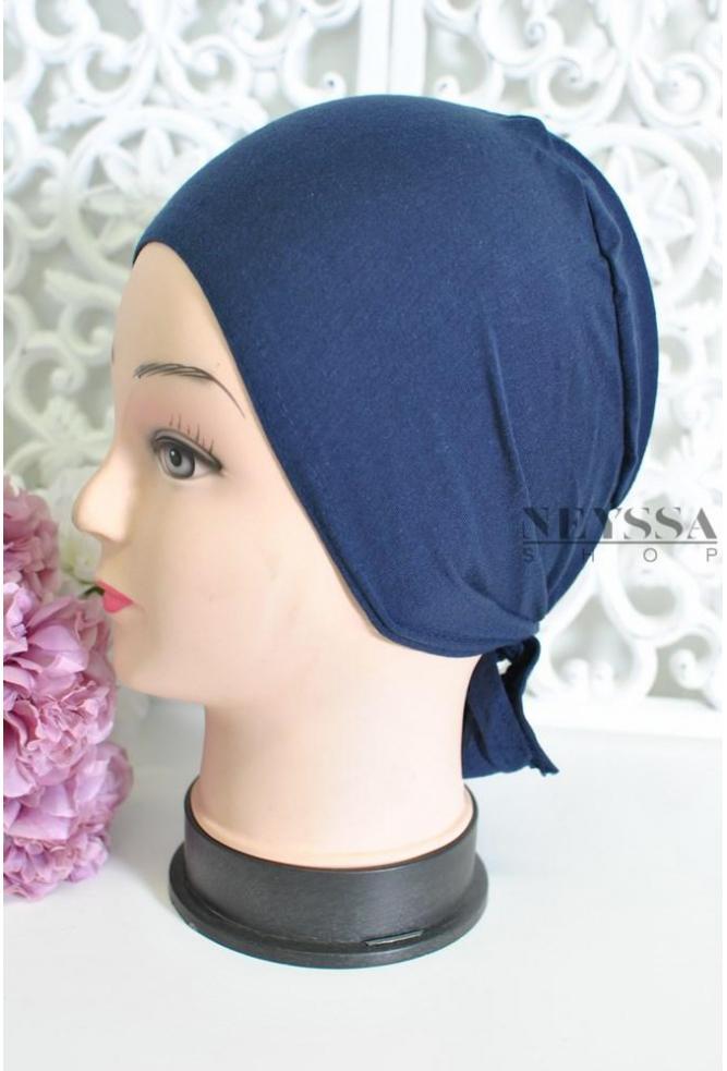 Bonnet sous hijab coton à nouer pas cher