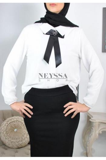 tunique blouse hijabi