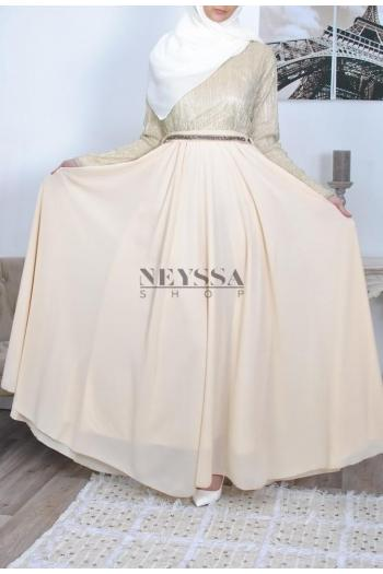 Robe Mousseline Shemsy
