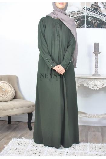 Robe plissé Omayma