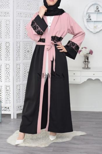 Kimono Dentelle Tasnyme