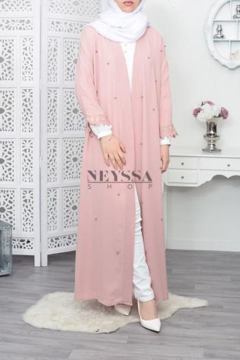 Kimono Pearl Modesty