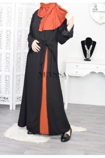 Abaya Size plus Jinane