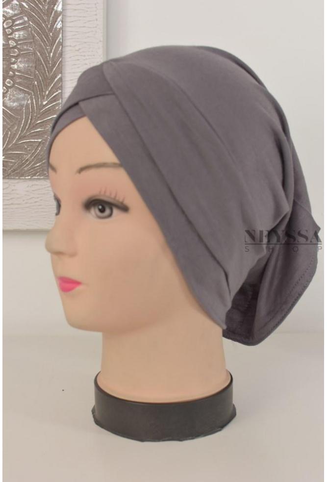 super populaire 8bd80 59dcf tube croisé sous hijab Confectionné dans un tissu fluide viscose