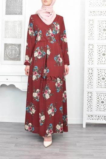 robe sarouel muhafizah neyssa boutique. Black Bedroom Furniture Sets. Home Design Ideas