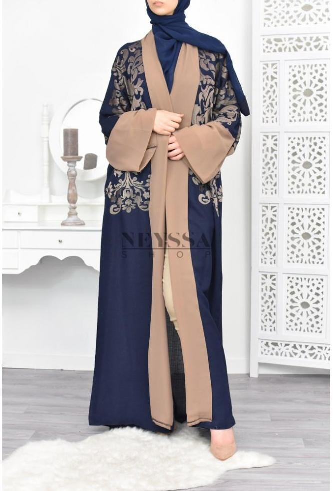 Kimono Dubai Sakyna Blue