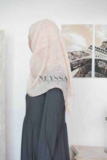 Robe plissée Asmae