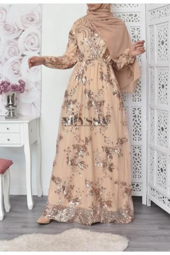 Evening dress Nesslima nude