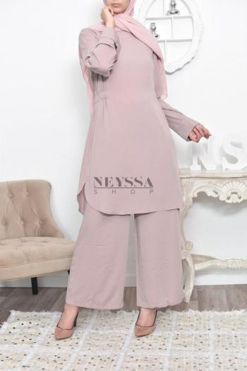 modest fashion hijabi set