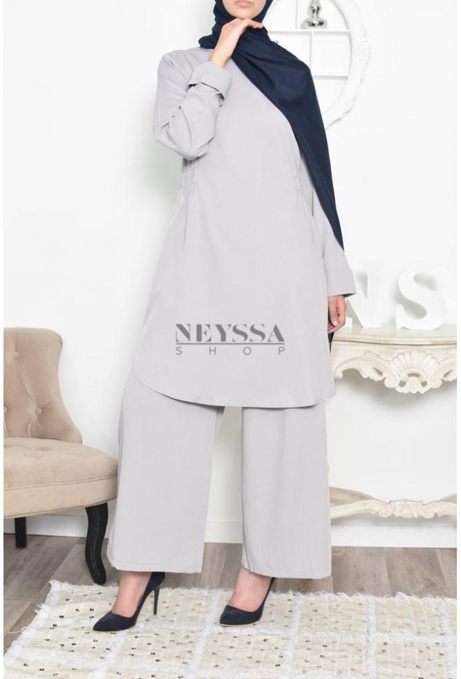 modest fashion hijabi set