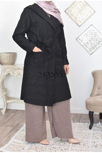 Trench capuche London