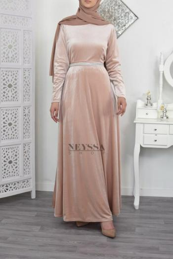Robe Eventia Velours