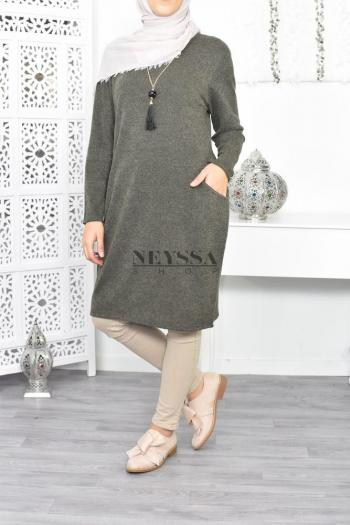 Juhayna tunic sweater
