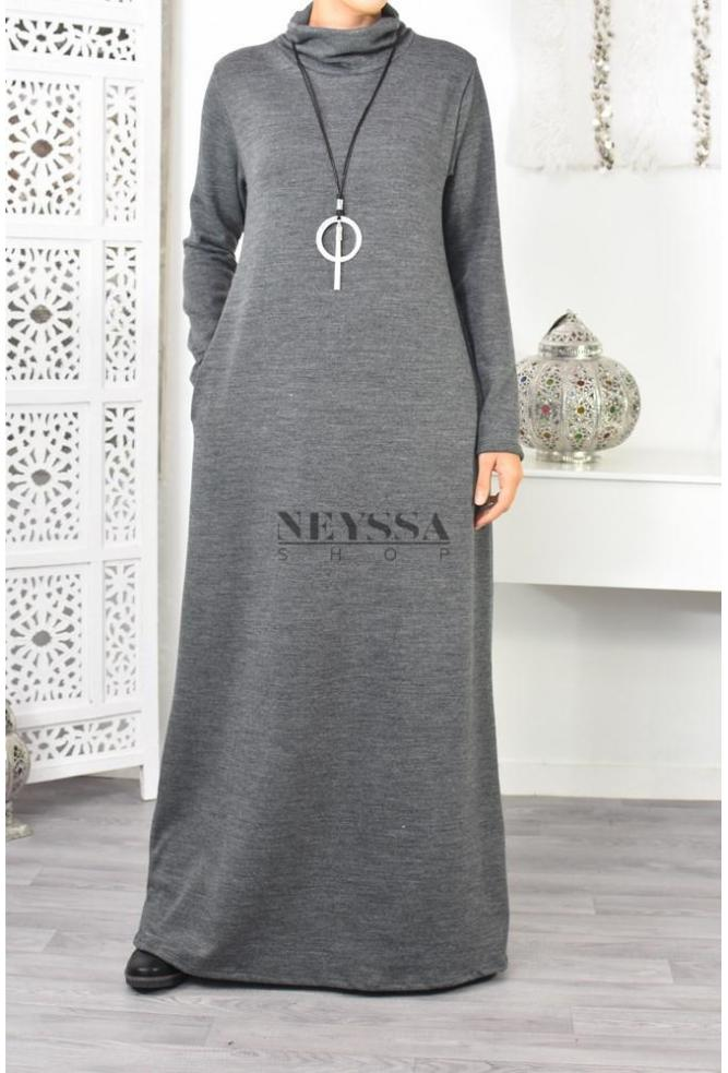 Robe Pull Longue Robe Longue Automne Robe Longue Hiver Robe Hiver
