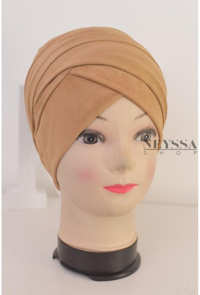 Turban EASY Façon bonnet