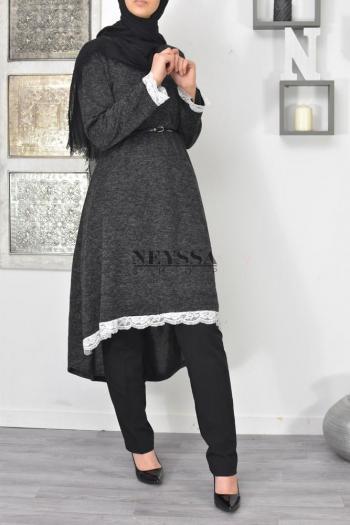 Tunique longue femme mastoura
