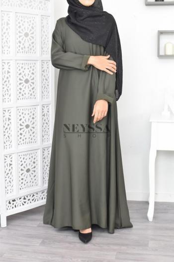 Abaya pour 1m80 Oumniya Nidah