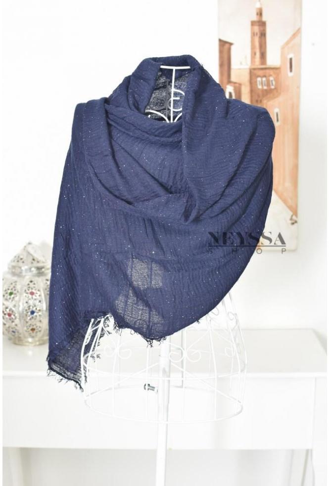 Maxi hijab pailettes Softy