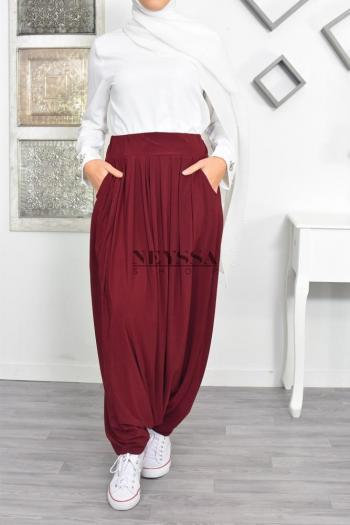 sarouel femme musulmane pas cher
